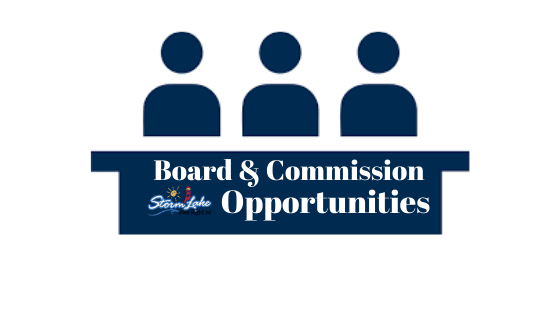 Boards and Commissions Opportunities